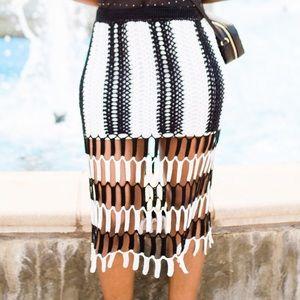 Dresses & Skirts - Crochet skirt